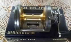 Soort: Fishing New reel in box with accessories never