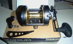 Soort: Fishing Reel is new . serious buyers only no