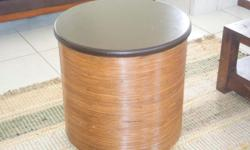 I have a round side table that I am selling. I bought