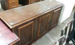 Sideboard in good condition , counter needs work , a