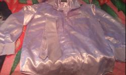 Good quality silk shirts for sale(R250 each) .One is