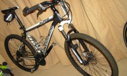 Soort: Bicycle Large Silverback Alpine for sale 2011