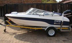 Silverline 1600 (Canadian Manufacturer)Bowrider with