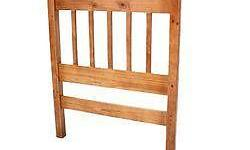 Single bed headboard for sale. Excellent condition!