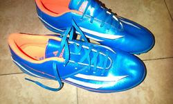 size 6 soccer boots for sale!