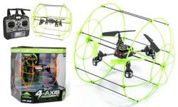 Skywalker Quad Copter Stunt Helicopter UFO Aircraft RC