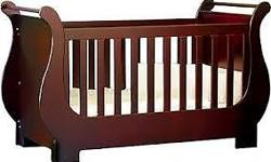 Sleigh Cot for sale