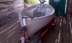 Beskrywing Sml boat - ANNIKA - a complete overhaul was