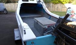 Boat and trailer completely re-build  Trailer grit