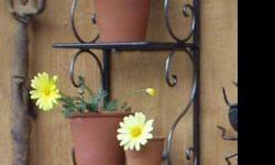 Beautiful for your outdoor flower pots.