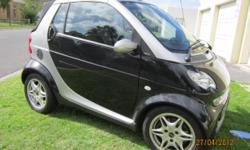 Beskrywing Smart Car For Sale with RWC. Contact me at