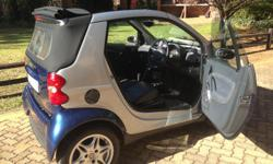 Fabrikaat: Smart Model: ForTwo Mylafstand: 123,000 Kms
