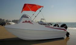 BRAND NEW SODWANA CAT 16FT FORWARD OR CENTRE CONSOLE ON