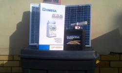 Solar Power Kit For Home Or Business Use