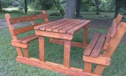 KAPOKI OUTDOOR manufactures DOUBLE FOOT PIECE benches