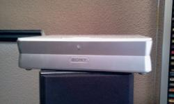 Sony projector, as new,,under 200 used, perfect for