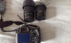 Sony camera is brand new,never used,two memory