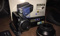 I am selling my Sony HDR-XR150E In very good condition,