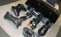 Beskrywing SONY PS3: Good cond. With 2 controls & 2