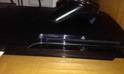 i have a PS3 in excellent condition used for 4 months