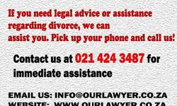 In South Africa, marriage can be dissolved on the