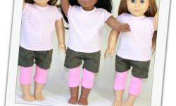 South African Girl doll is and 18 inch (45cm) soft body