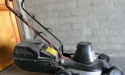 Great lawnmower in excellent condition ( same as the