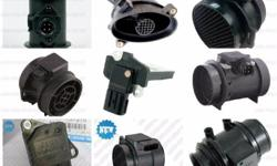 New stock of map sensors and airflow meters for all