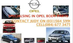 SUPPLIERS OF OPEL NEW BODY PARTS -RADIATORS-AIR