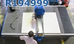 EasyRoute 2000�3000 High-Torque 4.5kW CNC Wood Router
