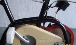 Soort: Bicycle Soort: FITNESS BIKE. THIS BIKE IS IN A