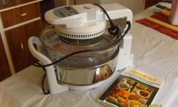 Speedchef  convection oven, electronic control model,