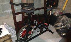 SPINNAKER SPINNING BIKE NEEDS TO BE SERVICES AND