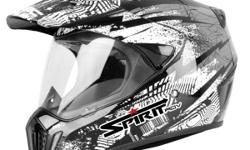 Spirit Motorcycle Adventure Helmets Special offer Was