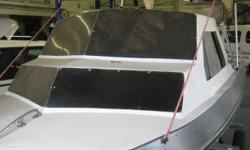 Beskrywing Soort: Boat Halfway with project Trailer