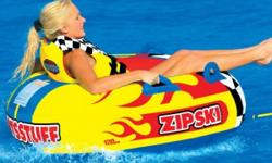 Get ready to take on the wake with the smooth riding