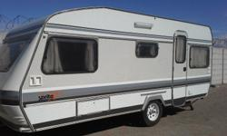 4 Sleeper..Limited addition This caravan is in very