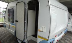 2008 Sprite Scout R85 000 Full tent ( as new) nose