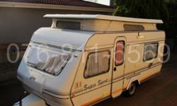 sprite super sport 1995 caravan,very neat and clean ,4