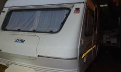 1995 Sprite Super Sport Caravan in excellent condition,
