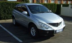 Fabrikaat: SsangYong Model: Actyon Mylafstand: 162,000