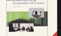 Beskrywing Textbook Statistics for Management and