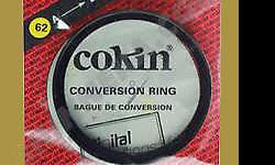 Cokin Step Up Rings allow you to shift from a smaller