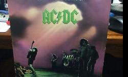 Desperately need a copy of this AC DC LP entitled Let