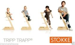I'm looking for aStokke Tripp Trapp Highchair. Please