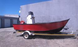 FISHING BOAT 4,7M WITHOUT MOTORS FOR SALE