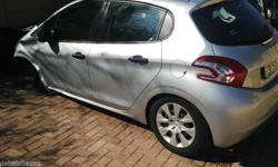 STRIPPING 4 SPARES,2013 PEUGEOT 207,2013 TOYOTA