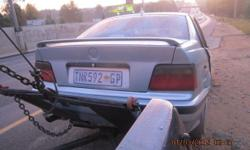 stripping of Bmw E36 for spares
