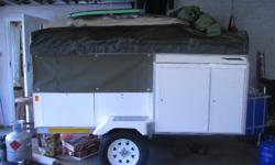 This trailer is available including a  6 sleeper