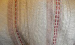 Soort: Decor Soort: Curtains Two pairs pink and cream